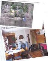liten hytte selges