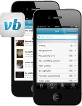 vibytter iphone app